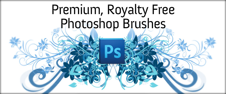 Premium Royalty Free Photoshop Brushes